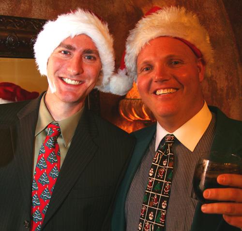 Коледни шапки