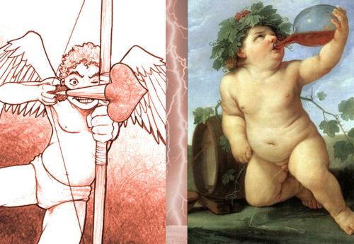 Свети Валентин срещу Трифон Зарезан