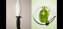 Безопасни оръжия: няколко интересни творби
