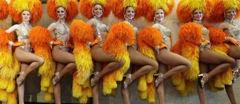 Танцьорки