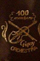 100 Gypsy Violins