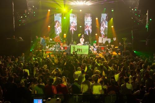 Фестивалът Eurosonic Noorderslag 2013