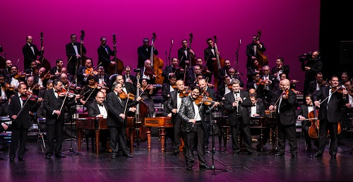 100-те унгарски цигулки