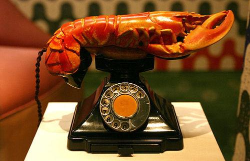 Телефонът-омар