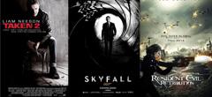 Филмите на есен 2012