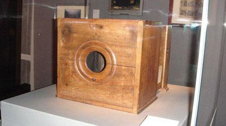 Първият фотоапарат