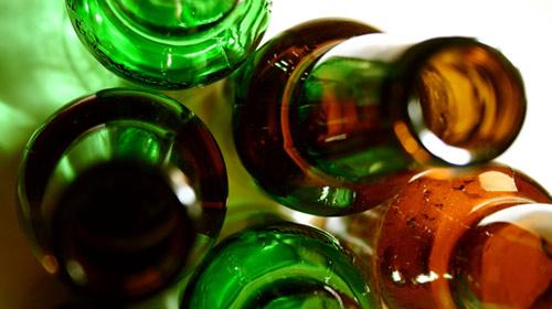 Бирени бутилки