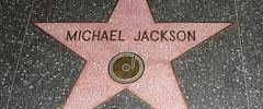 Звездата на Майкъл Джексън на Алеята на славата в Холивуд