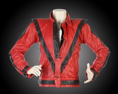 Якето на Майкъл Джексън от Thriller