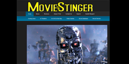Movie Stinger