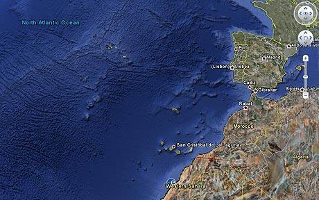 Атлантида?