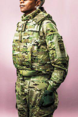 Военни униформи за жени