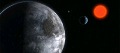 Sms до далечния Космос