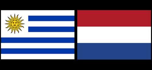 Уругвай срещу Холандия