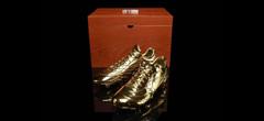Роналдо получи златни обувки