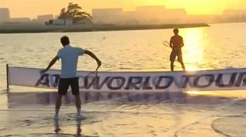 Тенис на вода