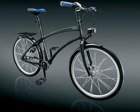 Велосипед без верига на Lancia