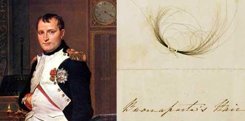 Косата на Наполеон за 13 000 долара