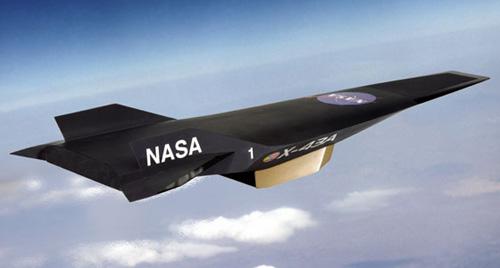 НАСА работи по хиперзвуков пътнически самолет