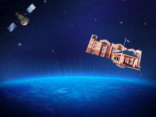 Хотел в земна орбита