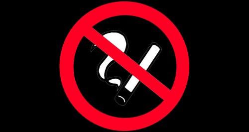 Забрана на тютюнопушенето