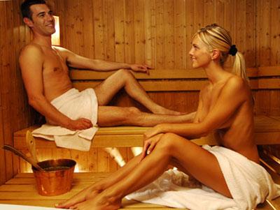 Двойка в сауна