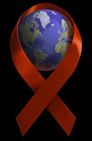 Символът на борбата срещу СПИН