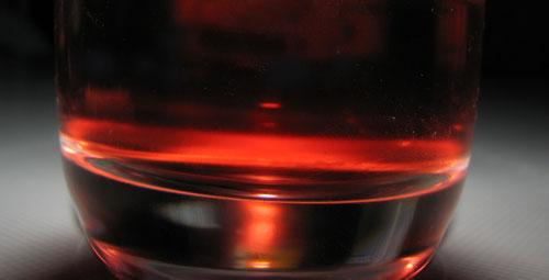 Тъмен алкохол