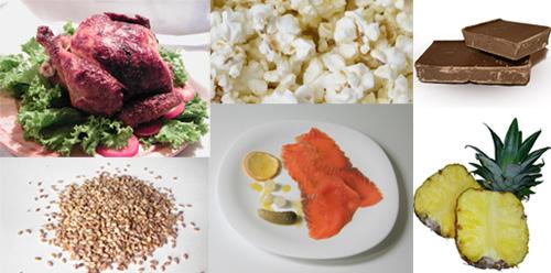 6 храни за мозъка