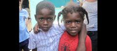 Надежда за децата на Хаити