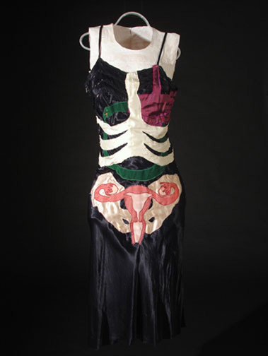 Анатомична рокля