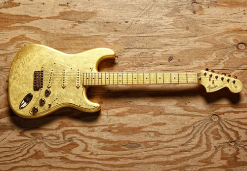 Златна китара