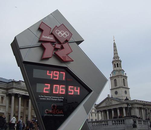 Часовникът