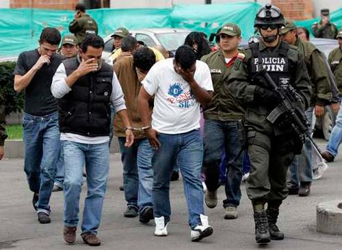 Колумбийските нарко-картели