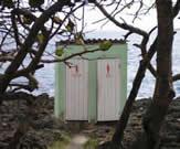 Тоалетна на плажа