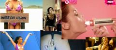 Видеоклипове със секси мацки