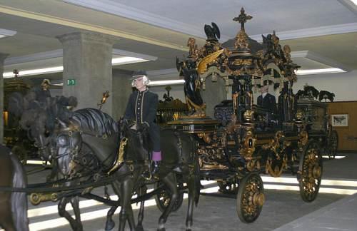 Музей на  погребалните карети - Барселона