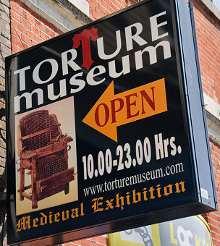 Музей на изтезанията - Амстердам