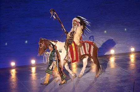 Откриване на игрите в Солт Лейк Сити, 2002 г.