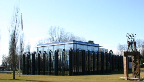 Лозана, седалището на МОК