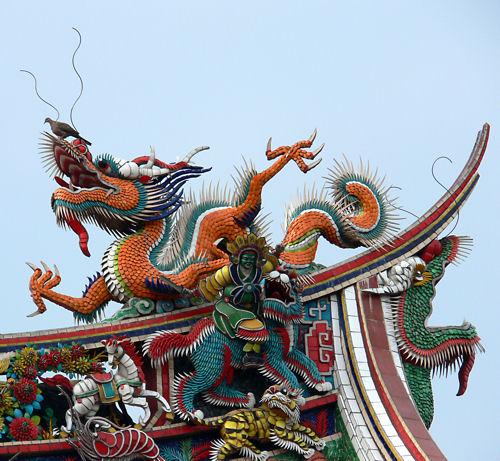 Храм в Тайван