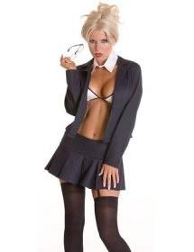 Секретарка...