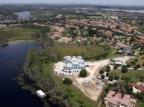 Най-голямата къща в Америка