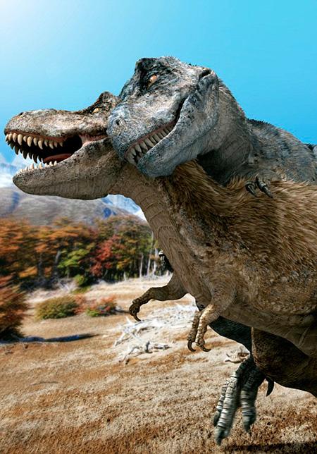 Как са правили секс динозаврите