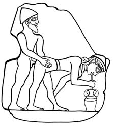 Плоча от Месопотамия