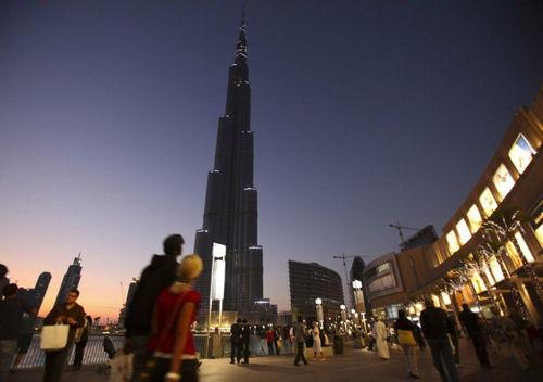 Бурж Дубай