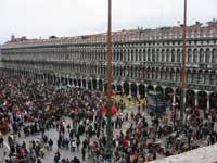 Площадът Сан Марко