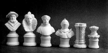 Стари шахматни фигури
