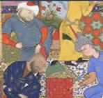 Шахът в Древна Персия