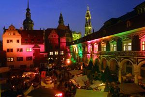 Щрийцелмаркт в Дрезден